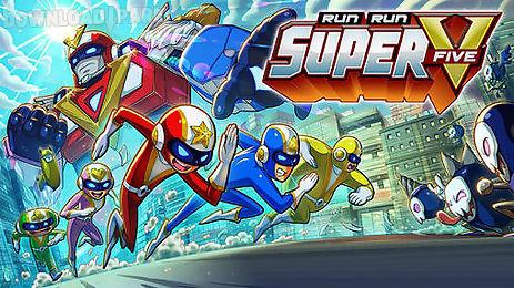 run run super five
