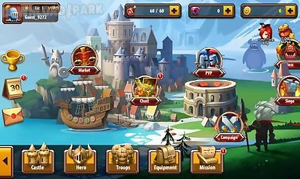 monster mania: heroes of castle