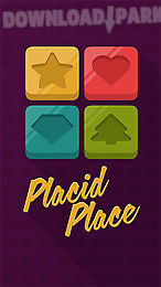 placid place: color tiles