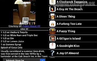 3 mr bartender drink recipes3