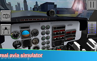 Aircraft flight pilot 3d free