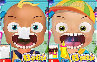 Baby tonsils doctor