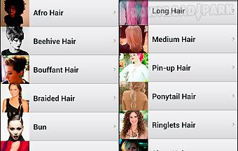 Free hairstyles for women