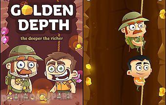 Golden depth: the deeper the ric..