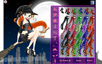 Hallowinx dress up