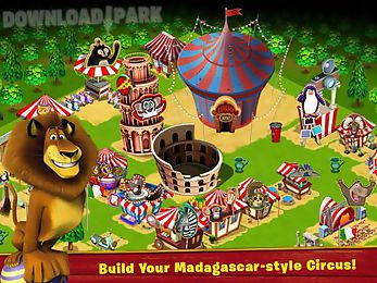 madagascar: join the circus