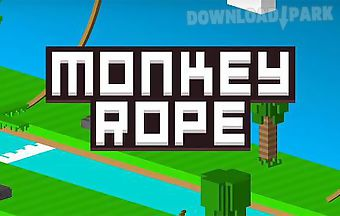 Monkey rope: endless jumper