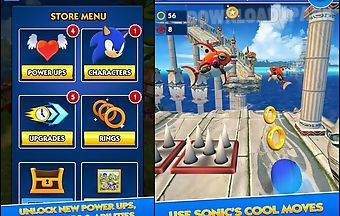 Sonic dash overall
