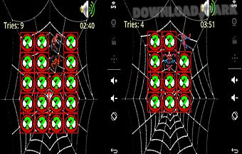 Touch spiderman game