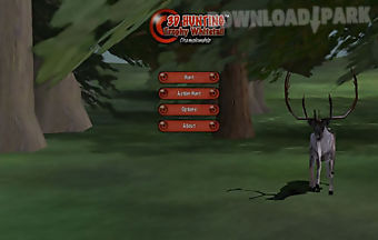 3d hunting: trophy whitetail