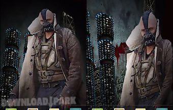 Bane live wallpaper