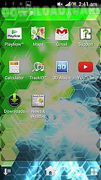 hex screen 3d