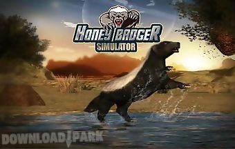 Honey badger simulator