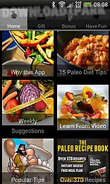 paleo diet food list - paleo recipes and plan