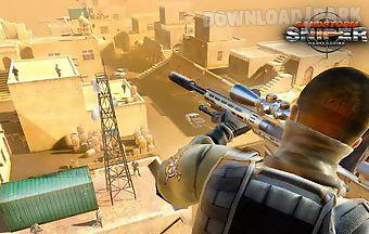 Sandstorm sniper: hero kill stri..