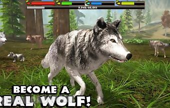 Ultimate wolf simulator emergent