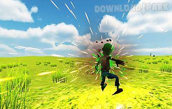 Art of killing zerg rush