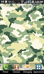 camouflage print live wallpaper