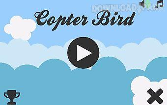 Copter bird