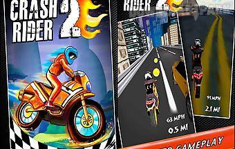 Crash rider 2: 3d bike racing