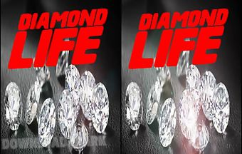 Diamond life live wallpaper
