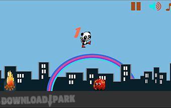 Fire panda run