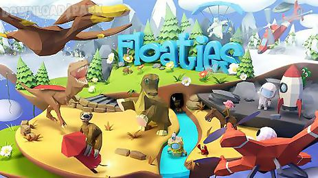 floaties: endless flying game