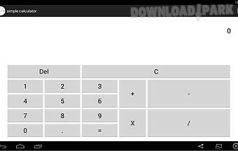 Simply calculator