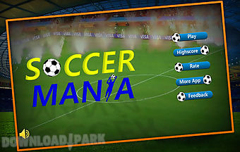 Soccer mania sports quiz