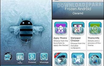 Adw / nova - frozen android