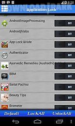 applock & hide
