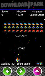 galatic attack