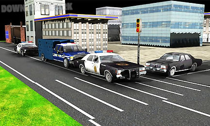 jail criminals transport van