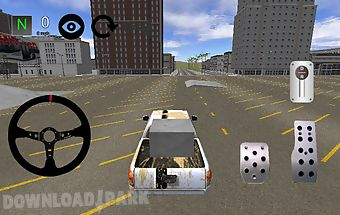 Pickup car simulator 3d 2014