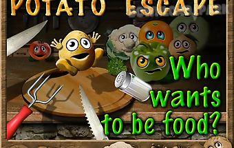 Potato escape - endless runner