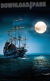 sailing ship live wallpaper