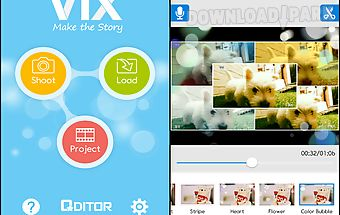 Vix – photo,video edit & share
