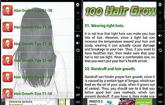 100 hair growth tips 2014