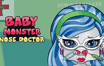 Baby monster girl