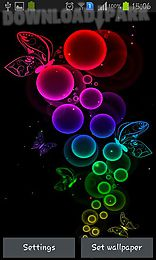 Bubble And Butterfly Android Live Wallpaper Free Download In Apk