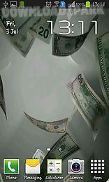 flying dollars 3d