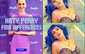 Katy perry find differences