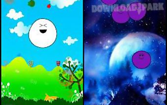 Magic touch smileys hd live wall..