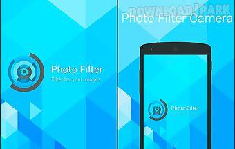 Photo filter camera