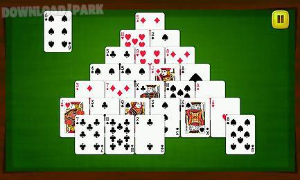 pyramid card game