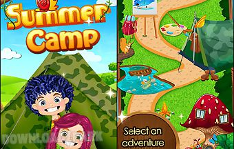 Summer camp makeover adventure
