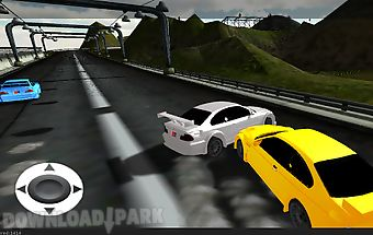 3d car racing drift