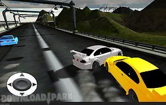 3d car racing drift