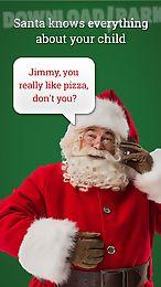 a call from santa!