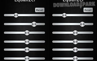 Bass booster & equilizer